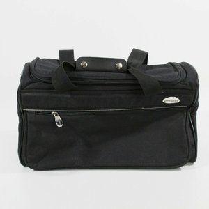 Vintage Men's Pierre Cardin Overnight Travel Carry